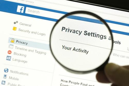 Comment protéger ses données sur Facebook ?