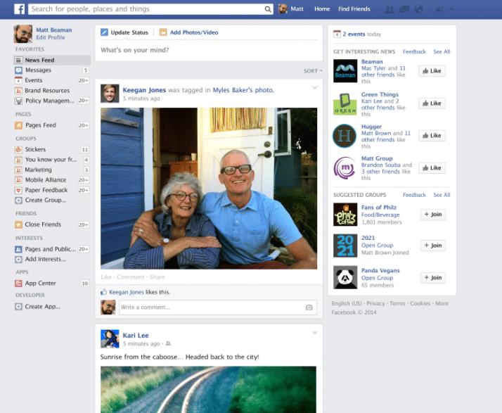 Comment fonctionne le réseau social de Mark Zuckerberg ?