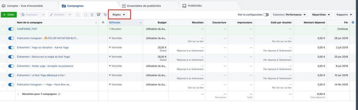 Comment paramétrer ses Facebook Ads ?