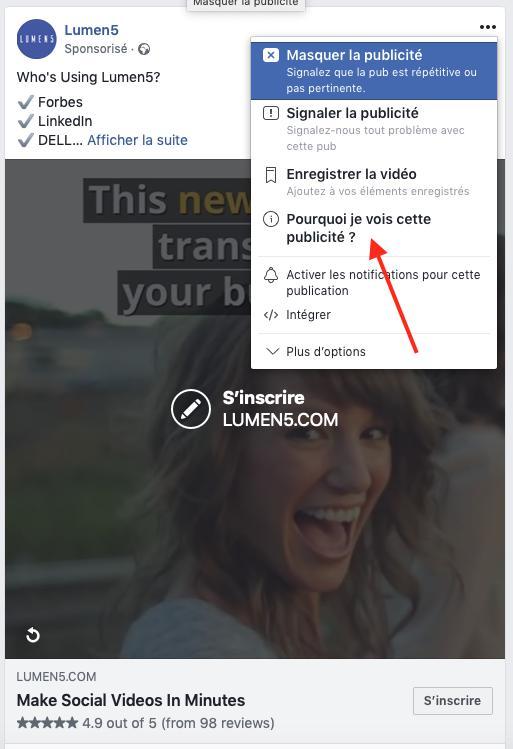 Paramétrage pubs Facebook : comment ça marche ?